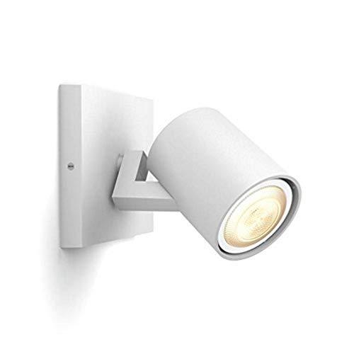 Philips Hue LED Spot Runner Erweiterung, alle Weißschattierungen, steuerbar via App, weiß, 5309031P8