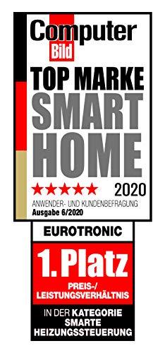 Eurotronic Comet DECT Heizkörperthermostat für AVM FRITZ!Box 700100406 - 8