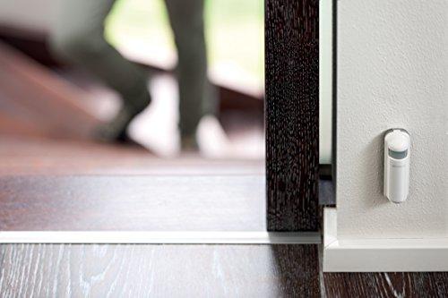 devolo Home Control Bewegungsmelder (Smart Home Infrarot Sensor, Helligkeits- & Temperatursensor, Z-Wave Hausautomation, Haussteuerung per iOS/Android App) weiß - 4