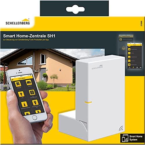 Schellenberg Smart Home Zentrale SH 1 weiß - 4