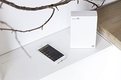 Schellenberg Smart Home Zentrale SH 1 weiß - 5