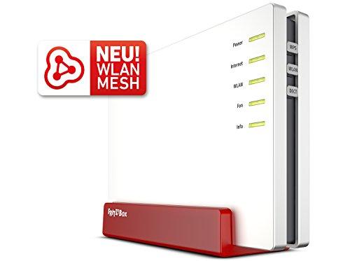 AVM FRITZ!Box 7580 WLAN AC + N Router - 5
