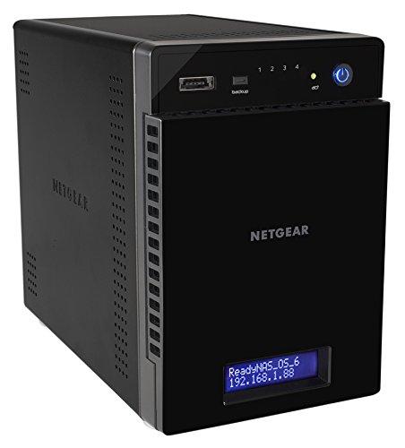 NETGEAR RN214D42-100NES 214 D-DISC NAS-System