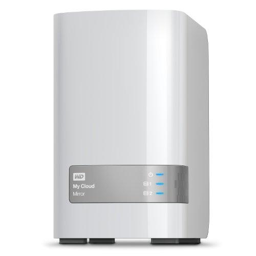 Western Digital WDBWVZ0120JWT-EESN WD My Cloud Mirror G2 NAS-System