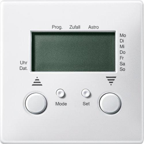 Merten 585119 Jalousie-Zeitschaltuhr mit Sensoranschluss