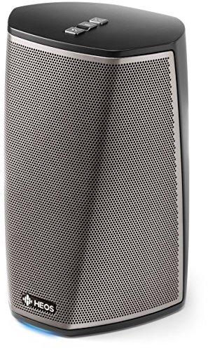 Denon HEOS 1 HS2 Kompakter Multiroom-Lautsprecher schwarz