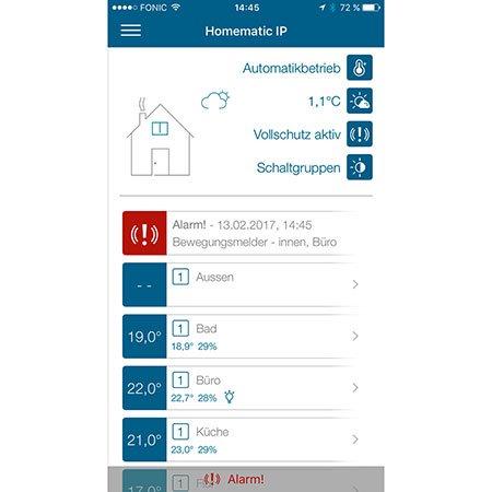 Homematic IP Starter Set Sicherheit - 7