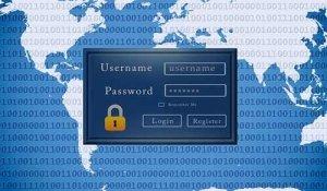 Internetschutz durch ein sicheres Passwort